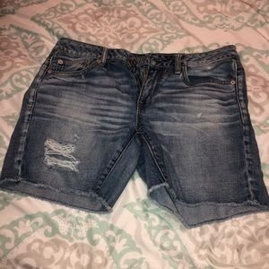 American Eagle Outfitters Shorts - Denim shorts